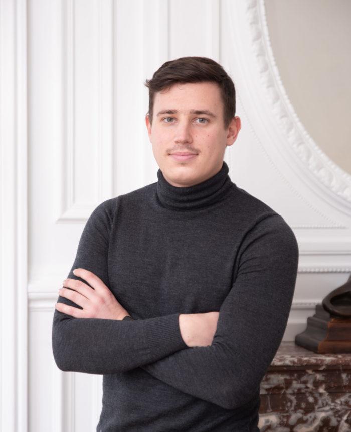 Francois Canaud Chef de Projet